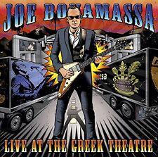 JOE BONAMASSA - LIVE AT THE GREEK THEATRE - NEW CD ALBUM