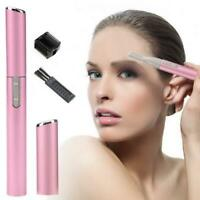 New Women Trimmer painless Body Shaver Razor  Mini Portable Electric Eyebrow