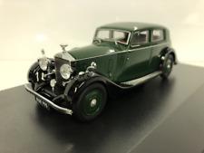 Rolls Royce 25/30 Thrupp Maberley Verde Oscuro/Negro 1:43 Oxford 43r25002