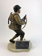 Medal of Honor Allied Assault Lt. Mike Powell Figure GamePro Series Joyride 2003