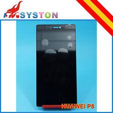 Pantalla Completa Para Huawei P8 Negra LCD + Táctil diplay negro tactil Negra