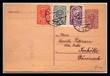 GP GOLDPATH: AUSTRIA POSTAL CARD 1920 _CV776_P09