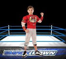 New WWE John Cena Muscle Suit Child Halloween Costume