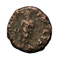 RARE Ancient Greek Copper Coin - Circa 450BC-100AD - Artifact Old Antiquity B7