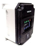 USED VACON AC DRIVE VACONX4C50100C TYPE 4X