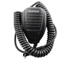 portable imperméables à l'eau côté micro un orateur baofeng talkie - walkie