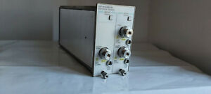 HP 83483A 20GHz Dual Channel Electrical Module 100% Work! MAKE OFFERS!
