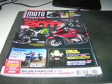 *** Moto Magazine n°272 Triumph 1050 Speed Triple / Ducati 848 EVO