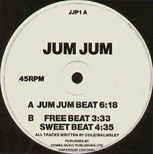 Jum Jum – Jum Jum Beat - 1989 Rhythm King – JJP1 - Djum Djum - Djum Djum Beat