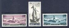 LEBANON - LIBAN MNH SC# C286-C288 MARTYRS OF LEBANON MAY 6, 1960
