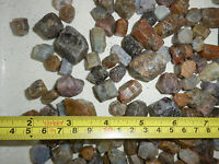 Natural Sapphire Rough Stone from Africa 8 to 35 g small pieces 140 gram Lot