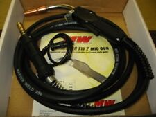 Masterweld 250a Mig Gun 15 For The Lincoln Wirematic Welders Made In Usa