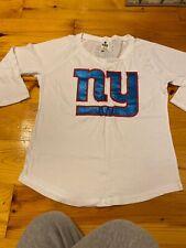 Womens Size Medium New York Giants PINK Shirt