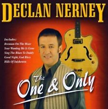DECLAN NERNEY - THE ONE AND ONLY (NEW SEALED CD)