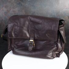^Leica Burgundy Over Shoulder Camera Bag