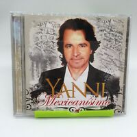 Yanni Mexicanisimo 2010 Vene Music CD Like New