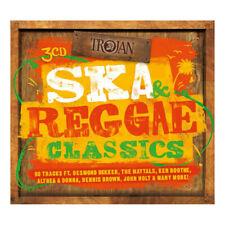 Ska & Reggae Classics [New & Sealed] 3 CDs