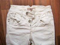 @ One Love @ Jeans elfenbein Size XS Gr. 34 W25 L29 GB 8