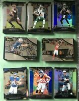 Pick your cards - Lot - 2018 Select Football Rookies, Parallels, Stars & inserts
