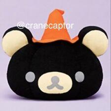 NEW BIG 41cm San-X Japan Rilakkuma Korilakkuma Pumpkin Halloween Plush Toreba