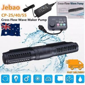 JEBAO JECOD CROSS FLOW WAVE MAKER PUMP AQUARIUM REEF TANK AU CP-25W/40W/55W/15