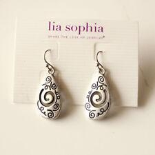 ea2f912fc New Lia Sophia Floral Drop Dangle Earrings Best Gift Fashion Women Party  Jewelry