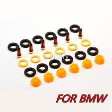 6set/30pcs Fuel Injector Service Repair Kit For BMW E60 E39 520i 523i 525i 528i