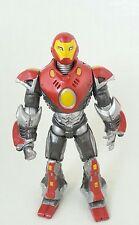 "Marvel Universe ULTIMATE IRON MAN 3.75"" Action Figure 036 Hasbro"