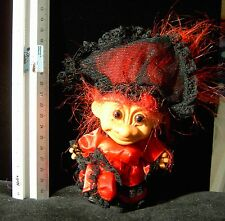 Russ Troll Doll Around the World Spanish Spain Flamenco Dancer