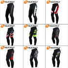 New Men Cycling Pants Casual Bicycle Bike Tights Riding Long Trousers Breathable