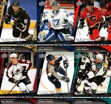 2009-10Upper DeckYoung GunsPICK YOUR SINGLES LOT WOW FLAT SHIPPING RATE