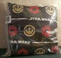 Star Wars Rebel Imperial Square Pillow
