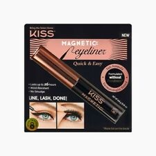New listing Kiss Magnetic Eyeliner Black