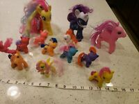 My Little Pony horse unicorn Lot of 12