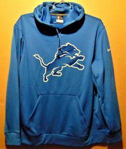 DETROIT LIONS COLUMBIA BLUE NFL HOODIE