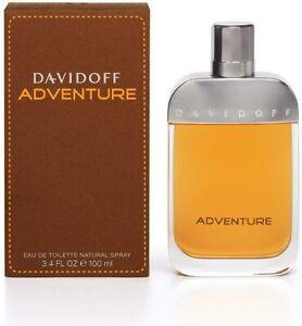 Perfume Davidoff Adventure Eau de Toilette Aerosol 100ml (Con Paquete)