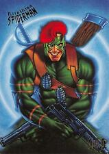 SOLO / Spider-Man Fleer Ultra 1995 BASE Trading Card #53