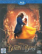 Beauty And The Beast (2017) (Blu-ray)  / Region A *,  Emma Watson, Dan Stevens