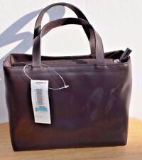 Vintage Women's Mondani Classic  Brown Hand Bag 11 x 9 x 5