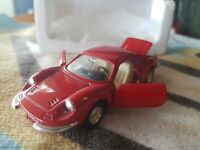 TOMICA DANDY F08 - FERRARI DINO 246 GT [RED] ABSOLUTELY STUNNING VHTF MINT