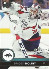 Braden Holtby #186 - 2017-18 Series 1 - Base