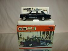 POLISTIL   S 69 FIAT 131 CARABINIERI  1:25 - EXCELLENT CONDITION IN BOX