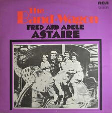 "THE BAND RANCHERA - FRED AND ADELE ASTAIRE 12"" LP (Q239)"