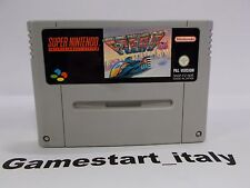 F-ZERO - SOLO CARTUCCIA CARTRIDGE ONLY - SUPER NINTENDO SNES