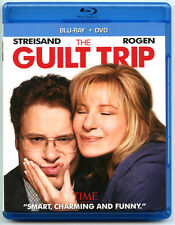 The Guilt Trip Blu-ray/DVD 2013 2-Disc Combo NEW SEALED