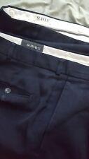 Slates slacks. (2) 35/32 Navy. 36x32 Black. Van Husen 2 shirts. XXl. retail $240