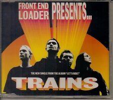 Front End Loader Trains [Maxi-CD]