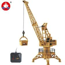 Wire Control RC Crane Tower RC Truck Fork Lift Construction Vehicle