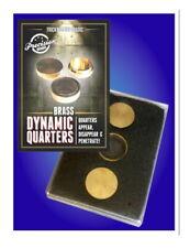 Trickmaster Brass Dynamic Quarters Trick