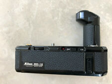 Nikon Griff / Motor MD 12.